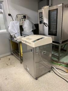 小型高温高圧調理機 達人釜 FCS-KM76